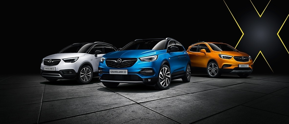 Opel SUV X